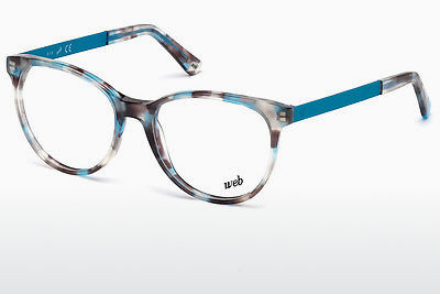 Gafas de diseño Web Eyewear WE5217 086 - Azules, Azurblue