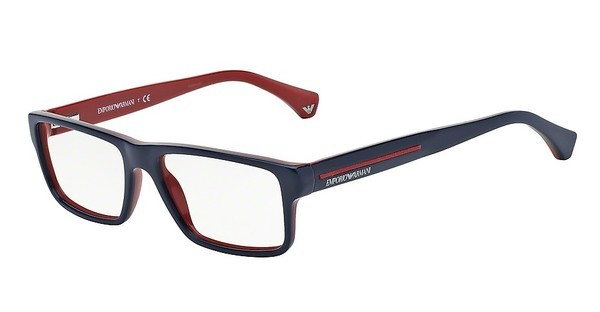 Emporio Armani EA3013 5103 TOP BLUE ON RED