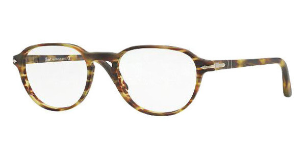 Persol PO3053V 9023 STRIPPED GREEN