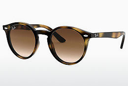 Gafas de visión Ray-Ban Junior RJ9064S 152/13 - Marrones, Havanna