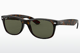 Gafas de visión Ray-Ban NEW WAYFARER (RB2132 902/58) - Marrones, Havanna