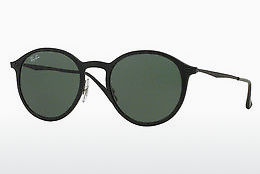 Gafas de visión Ray-Ban Round Light Ray (RB4224 601S71) - Negras