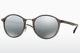 Gafas de visión Ray-Ban Round Ii Light Ray (RB4242 620088) - Grises