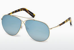 Gafas de visión Tom Ford Eva (FT0374 28X) - Oro