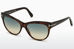 Gafas de visión Tom Ford Lily (FT0430 52P) - Marrones, Dark, Havana