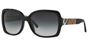 Burberry BE4160 34338G GREY GRADIENTBLACK