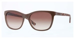 DKNY DY4115 357113 BROWN GRADIENTTOP BLACK ON TR BROWN