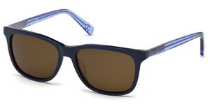 Just Cavalli JC671S 90J roviexblau glanz