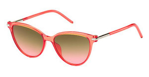 Marc Jacobs MARC 47/S TOT/FX BROWN CORALCORAL (BROWN CORAL)