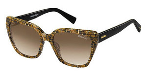 Max Mara MM SHADED I FSC/JD BROWN SFFABRIC BK (BROWN SF)