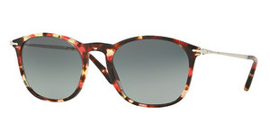 Persol PO3124S 105971 GREY GRADIENT DARK GREYPINK HAVANA-BROWN