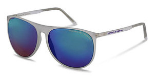 Porsche Design P8596 A green, blue mirroredwhite
