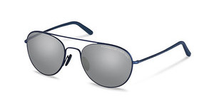 Porsche Design P8606 A mercury, silver mirroreddark blue