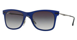 Ray-Ban RB4210 895/8G GRADIENT GREYMATTE DARK BLUE
