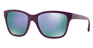 Vogue VO2896S 22774V GREY MIRROR VIOLETDARK VIOLET/TRANSPARENT VIOLET