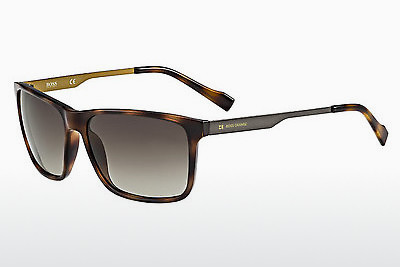 Gafas de visión Boss Orange BO 0163/S 8XL/HA - Marrones, Havanna