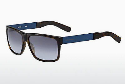 Gafas de visión Boss Orange BO 0196/S 7Q5/LL - Azules, Marrones, Havanna