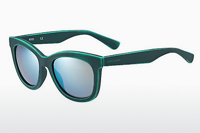 Gafas de visión Boss Orange BO 0199/S 9E2/T7 - Verdes, Teal