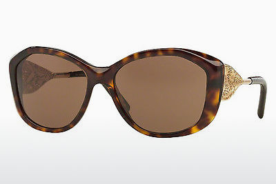 Gafas de visión Burberry BE4208Q 300273 - Marrones, Havanna