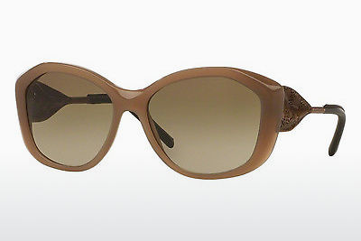 Gafas de visión Burberry BE4208Q 357213 - Marrones, Beige