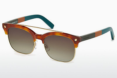 Gafas de visión Dsquared DQ0207 53K - Havanna, Yellow, Blond, Brown