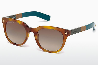 Gafas de visión Dsquared DQ0208 53K - Havanna, Yellow, Blond, Brown