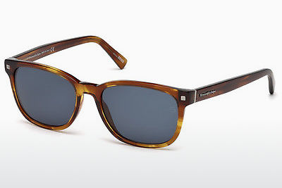 Gafas de visión Ermenegildo Zegna EZ0075 53V - Havanna, Yellow, Blond, Brown