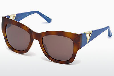 Gafas de visión Guess GU7495-S 53E - Havanna, Yellow, Blond, Brown