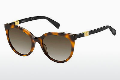 Gafas de visión Max Mara MM JEWEL II 086/HA - Marrones, Havanna