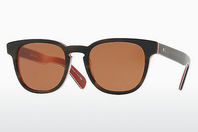 Gafas de visión Paul Smith HADRIAN SUN (PM8230SU 136573) - Verdes, Marrones, Havanna