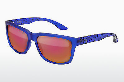 gafas deportivas puma mujer marron