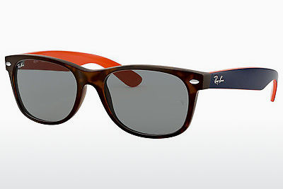 Gafas de visión Ray-Ban NEW WAYFARER (RB2132 6180R5) - Marrones, Havanna