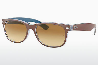 Gafas de visión Ray-Ban NEW WAYFARER (RB2132 618985) - Marrones, Chocolate