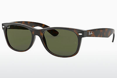 Gafas de visión Ray-Ban NEW WAYFARER (RB2132 902L) - Marrones, Havanna
