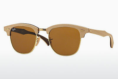 Gafas de visión Ray-Ban CLUBMASTER (M) (RB3016M 1179) - Marrones, Maple