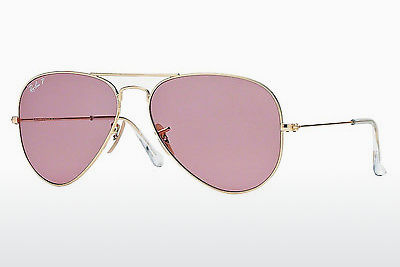 Gafas de visión Ray-Ban AVIATOR LARGE METAL (RB3025 001/15) - Oro
