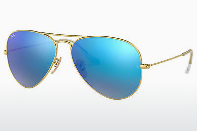 Gafas de visión Ray-Ban AVIATOR LARGE METAL (RB3025 112/17) - Oro