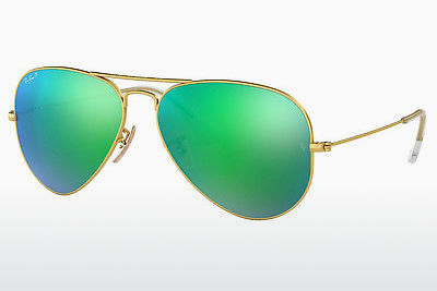 Gafas de visión Ray-Ban AVIATOR LARGE METAL (RB3025 112/P9) - Oro