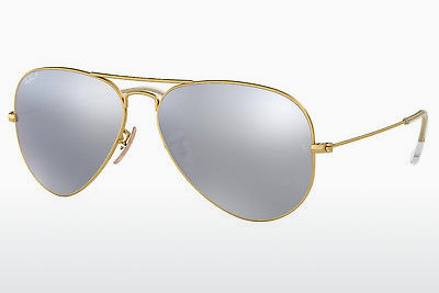 Gafas de visión Ray-Ban AVIATOR LARGE METAL (RB3025 112/W3) - Oro
