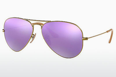 Gafas de visión Ray-Ban AVIATOR LARGE METAL (RB3025 167/1R) - Marrones