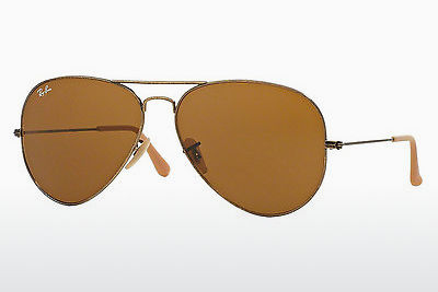 Gafas de visión Ray-Ban AVIATOR LARGE METAL (RB3025 177/33) - Oro