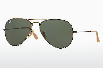 Gafas de visión Ray-Ban AVIATOR LARGE METAL (RB3025 177) - Oro