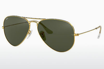 Gafas de visión Ray-Ban AVIATOR LARGE METAL (RB3025 L0205) - Oro
