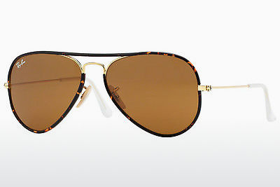 Gafas de visión Ray-Ban AVIATOR FULL COLOR (RB3025JM 001) - Oro