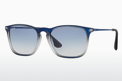 Gafas de visión Ray-Ban CHRIS (RB4187 622519) - Azules
