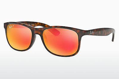Gafas de visión Ray-Ban ANDY (RB4202 710/6S) - Marrones, Havanna