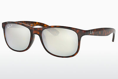 Gafas de visión Ray-Ban ANDY (RB4202 710/Y4) - Marrones, Havanna
