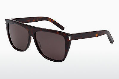 Gafas de visión Saint Laurent SL 1 004 - Marrones, Havanna