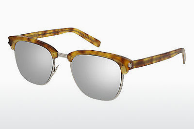 Gafas de visión Saint Laurent SL 108 SLIM 002 - Marrones, Havanna