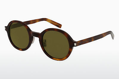 Gafas de visión Saint Laurent SL 161 SLIM 002 - Marrones, Havanna